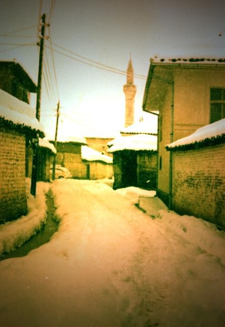 Uliczka w Djakovica - Kosovo