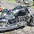Triumph Rocket III #Karpacz #motocykl #triumph #zlot
