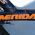 mój Rower merida2 #rower #merida #bike #rama #napis