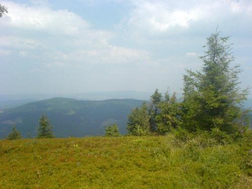 Obóz wędrowny- BESKID ŚLĄSKI I ŻYWIECKI - lipiec 2006 #Beskidy #góry #ObózWędrowny