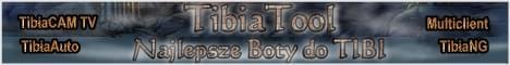 TibiaTool - Expowisko wiedzy o Tibii