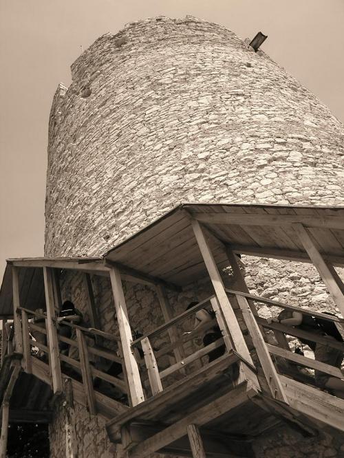 #baszra #zamek #KazimierzDolny #ruiny