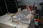 Wzmacniacz lampowy PP na 6C33C, 6SL7, 6BL7