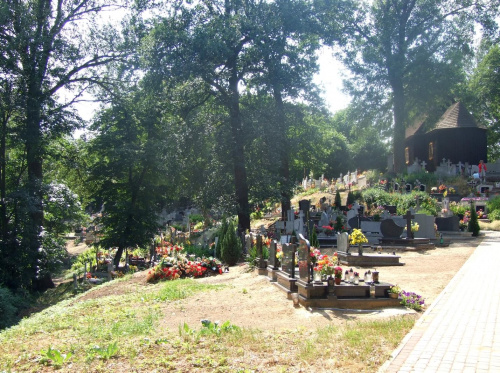Sławno #cmentarze
