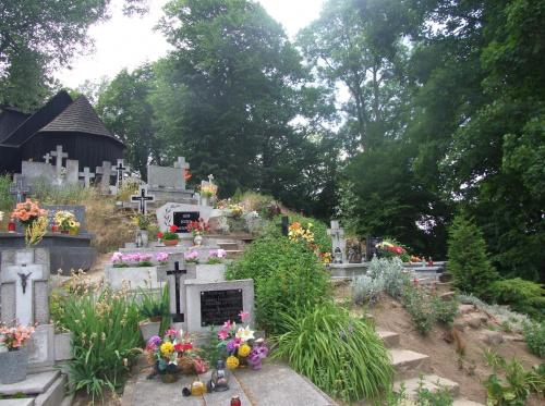 Sławno #cmentarz