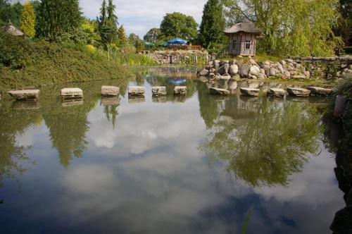 Kilkanaście różnorodnych ogrodów w jednym miejscu. #Ogrody #Dobrzyce