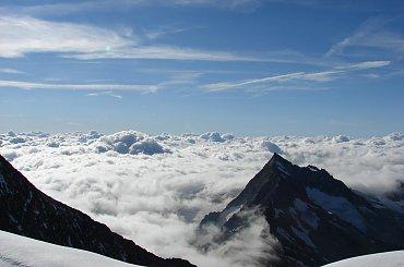 oj te alpejskie widoki #wakacje #góry #Alpy #lodowiec #treking #Szwajcaria #Weissmies