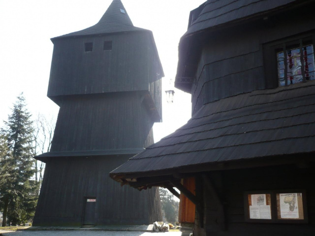 kościoły drewniane