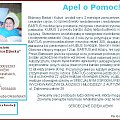 http://pomagamy.dbv.pl/ #Apel #BartuśOkrasiński #Bliżniacy #ChoreDzieci #darowizna #dziecko #Wejherowo #Fiedziuszko #KubuśOkrasiński #leczenie #Okrasińscy #organizacja #PomocCharytatywna #PomocDzieciom #PomocnaDłoń #pomóż #rehabilitacja