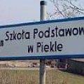 #piekło #LPieklo #szkola #podstawowa #drogowskaz