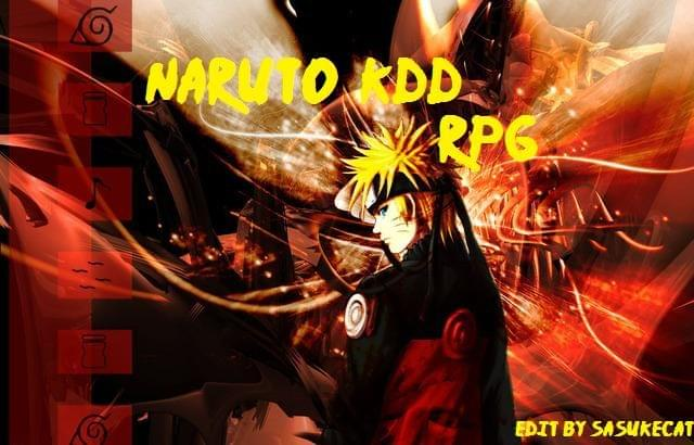 NarutoKDD-RPG