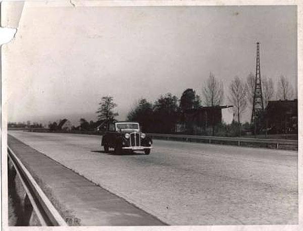 1940 reichsautobahn autobahnschere chemnitz