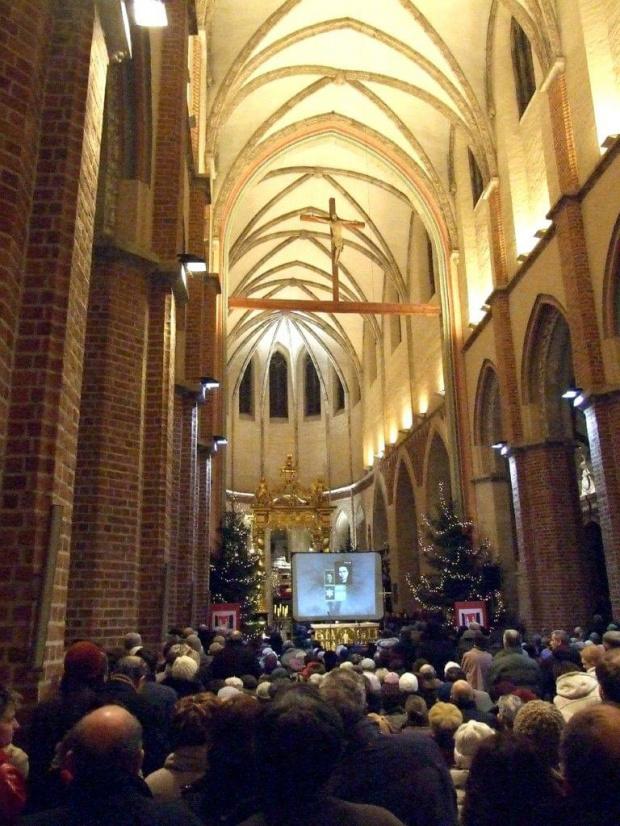 Koncert ku pamięci Ireny Sendlerowej