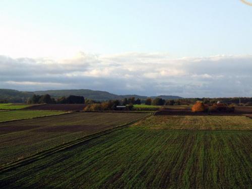 Jesień z balkonu #Widoki