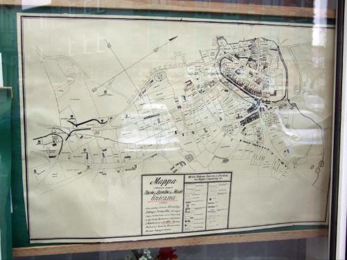 Mapa Gniezno 1787