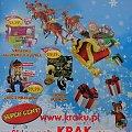 plakat #Gwiazdka2012 #KatalogZabawek #KrainaZabawek #prezenty #SklepKrak #Święta2012 #trzcianka