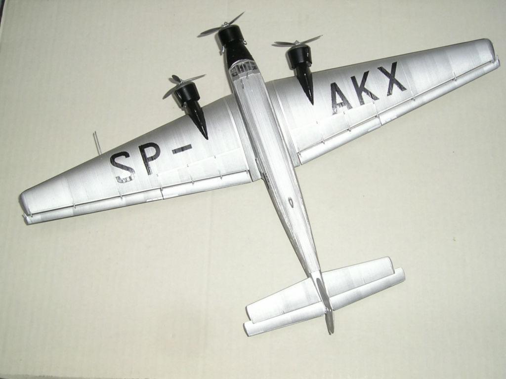 """Junkers Ju-52 PLL """"LOT"""" - Italeri 1/72 F421fdb8b2da61b4"""