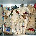 kolekcja przyjaciela indianisty #indianie #skóry #ceramika