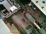 HP photosmart C4280 Nie wciąga papieru